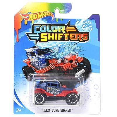HW Color Shifters Baja Bone Shaker: Toys & Games