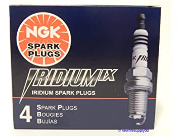 4 New NGK Iridium IX Spark Plugs CR9EIX # 3521