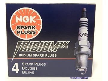 4 New NGK Iridium IX Spark Plugs CR9EIX # 3521