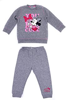 Minnie Mouse, Jogging Bébé Fille