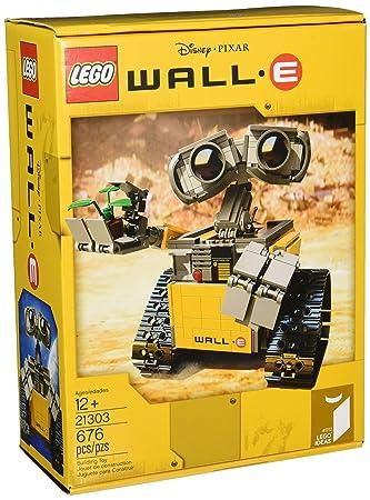 LEGO Ideas WALL E 21303 Building Kit by LEGO