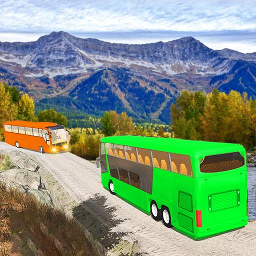 Drive Hill Coach Bus Simulator : Bus Game 2019 ()