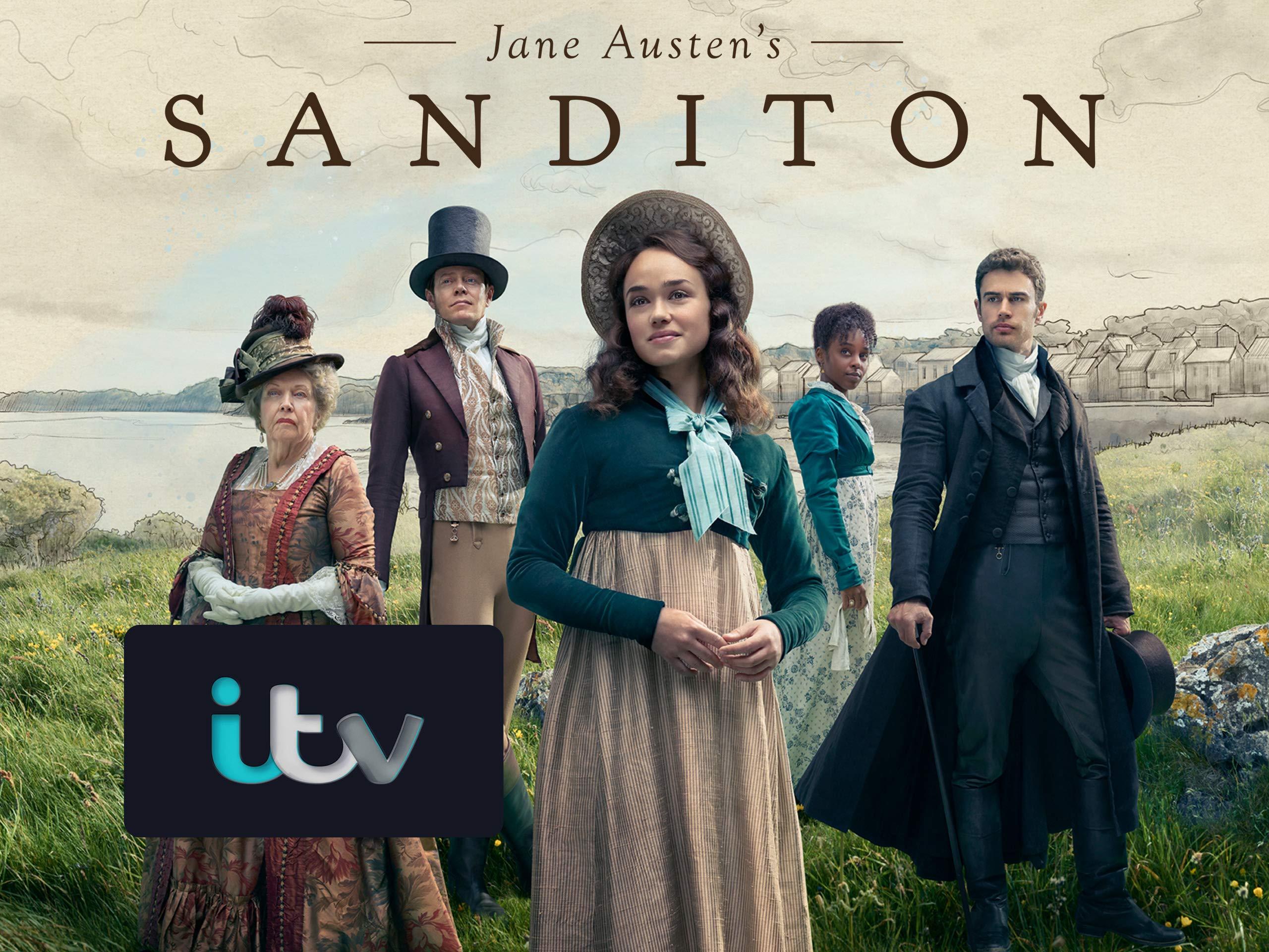Watch Sanditon Series 1 Prime Video