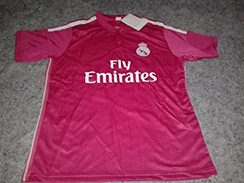 release date: 6b9d7 85753 New! Real Madrid Replica Jersey