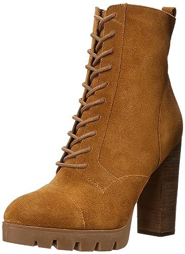 Amazon.com | Report Signature Women's Pommel Combat Boot | Ankle ...