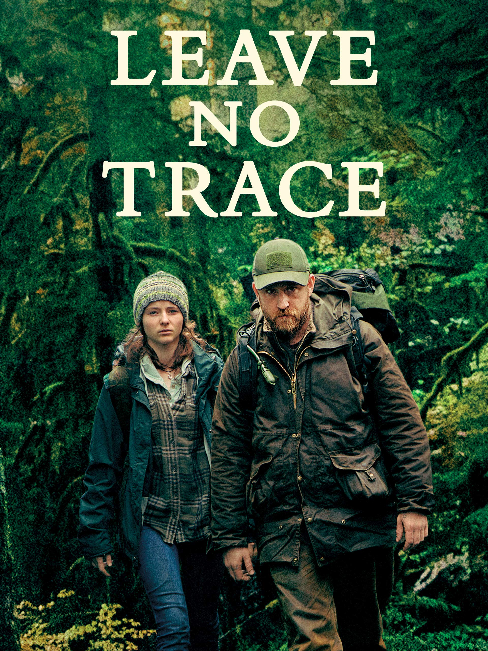 Leave No Trace on Amazon Prime Video UK