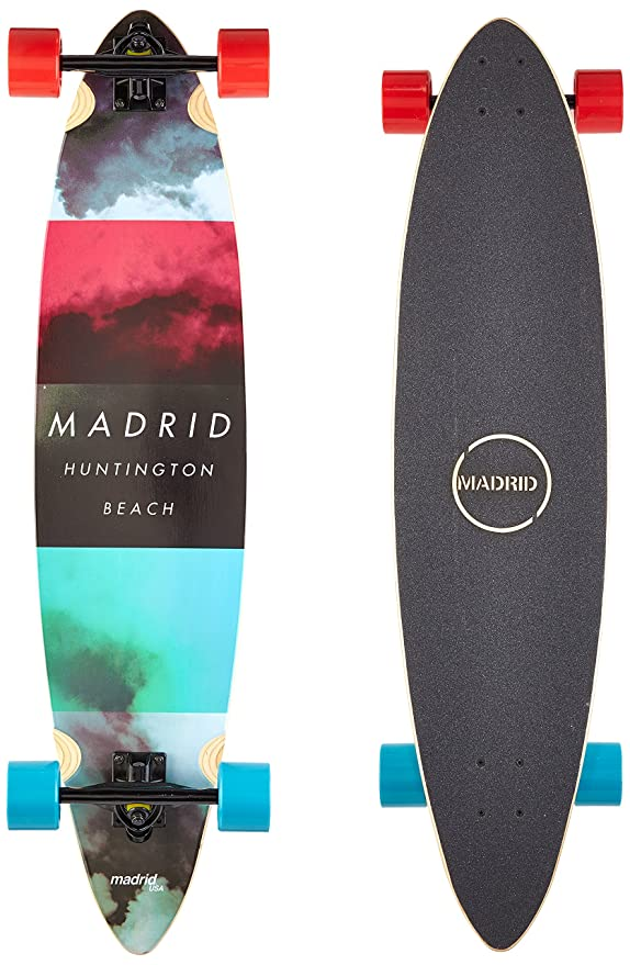 Madrid Longboard Complete Blunt 38