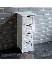 Amazon Co Uk Cabinets Bathroom Furniture Home