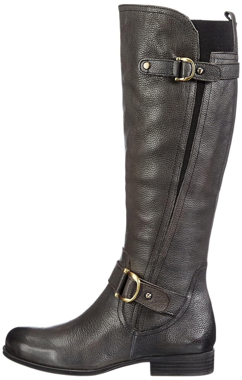 Naturalizer Jersey, Botas Biker para Mujer, Gris-Grau (Shale Grey), 42 EU: Amazon.es: Zapatos y complementos