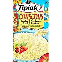 Sêmola de Trigo Duro Couscous Tipiak 500g