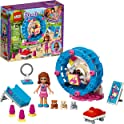 81-Piece Lego Friends Olivias Hamster Playground Building Kit
