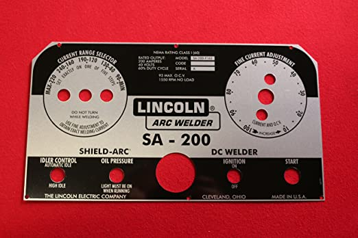 Lincoln Electric 7780131 featured image