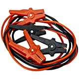 Silverline 594260 Jump Leads, 600 A Max - 3.6 m