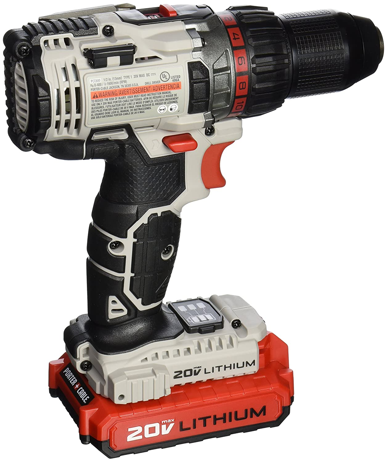porter cable power tools. amazon.com: porter-cable pcc606la 20-volt 1/2-inch lithium-ion drill/driver kit (one battery): home improvement porter cable power tools