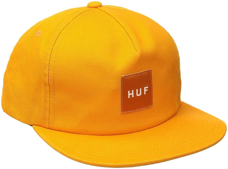 HUF Hombres Gorra de béisbol - Dorado -: Amazon.es: Ropa y accesorios