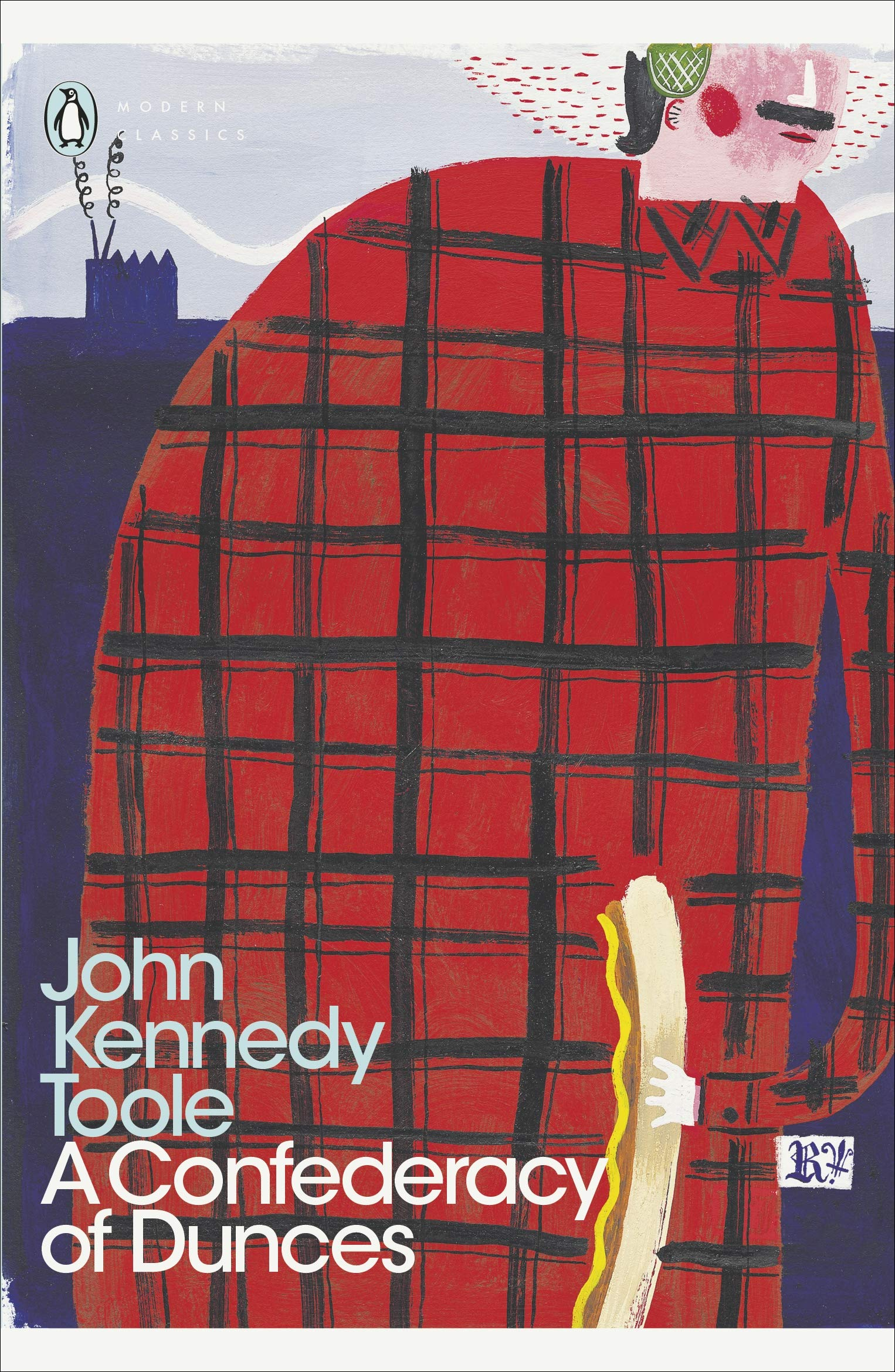 A Confederacy of Dunces: Amazon.co.uk: John Kennedy Toole, Walter Percy:  9780141182865: Books