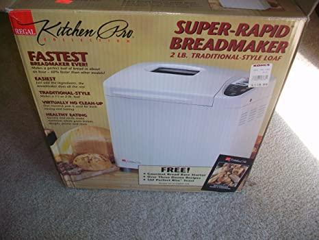 Regal Kitchen Pro Super Rapid Breadmaker