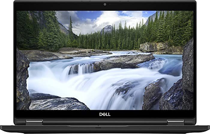 """Dell N6PNV Latitude 7390 13.3"""" 1920 X 1080 Touchscreen LCD 2 in 1 Laptop with Intel Core i5-8350U Quad-Core 1.7 GHz, 8GB LPDDR3, 256GB SSD"""
