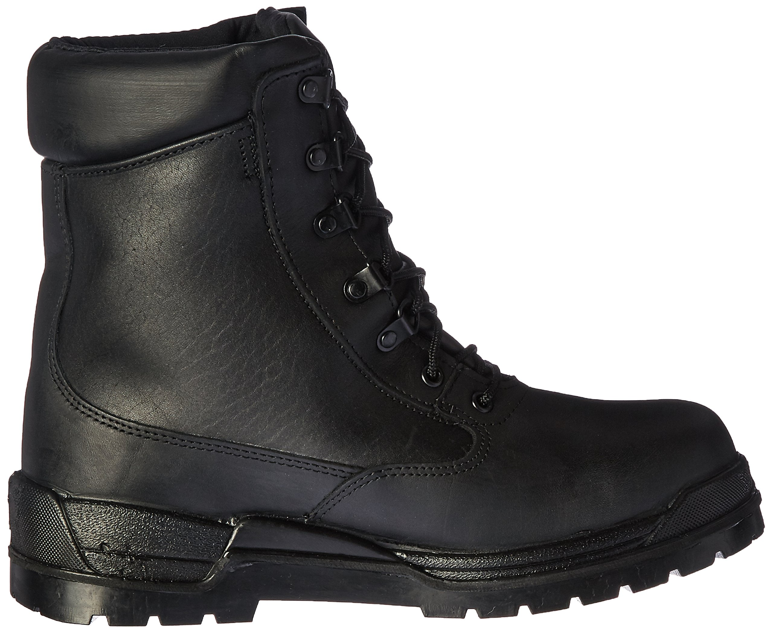Rocky Men's 6 Inch Postal 8132-1 Slip Resistant Work Boot,Black,12 XW US by Rocky (Image #7)