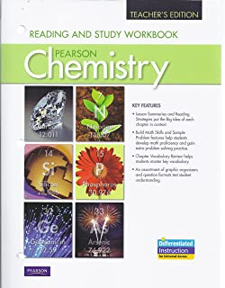 Worksheets Pearson Chemistry Worksheet Answers pearson chemistry teachers edition various 9780132525824 reading and study workbook for edition
