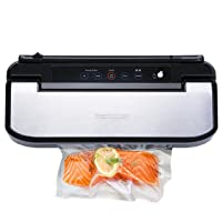 Deals on Freshlocker VS160S Vacuum Sealer Automatic Food Saver