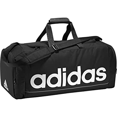 d02a6024b6 Adidas Essentials Linear Large Team Bag Holdall Bag  Amazon.co.uk  Shoes    Bags