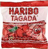 Haribo Fraises Tagada - Strawberry Flavored Gums - 4.23 oz.