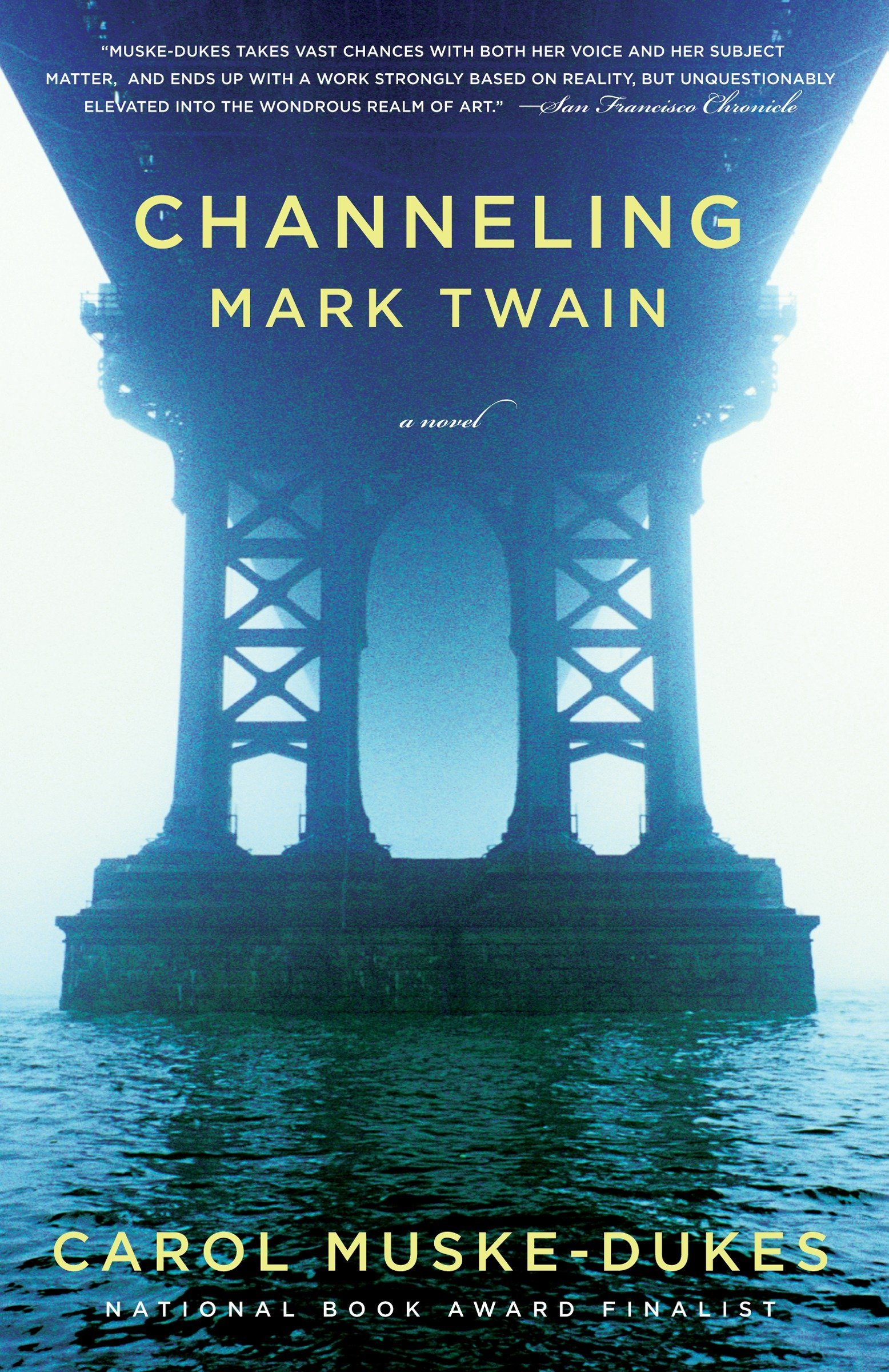 Read Online Channeling Mark Twain: A Novel ebook
