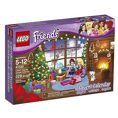 LEGO Friends Advent Calendar 41040: Toys & Games