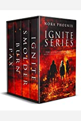 Ignite: The Complete Series: A Dystopian Slow Burn MMM Gay Romance Kindle Edition