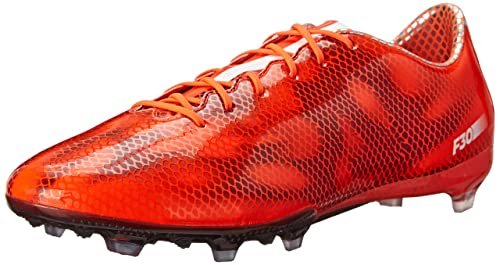 more photos d7f54 7b68e adidas Performance Men s F30 Firm-Ground Soccer Cleat, Solar Red Running  White