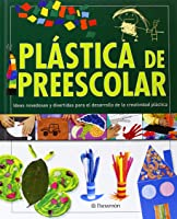 Plástica De Preescolar (Grandes Libros De