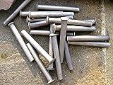 5 x Rivets for shovel spade fork handle repair 50 x 6mm rake hoe garden lawnmower
