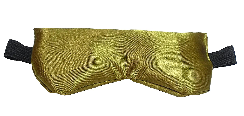 Thermovip Maschera per il viso d'oro borse e occhiaie. Con sale dell'Himalaya, semi e piante aromatiche Mercavip VIP10003