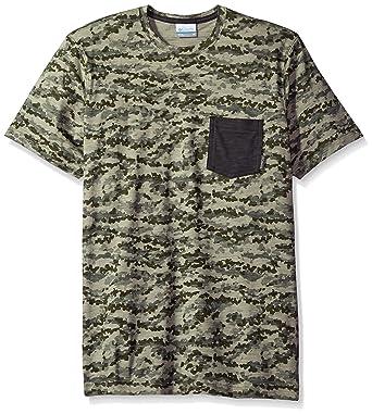 bbdca89effb Amazon.com: Columbia Men's Lookout Point Pocket Tee: Clothing