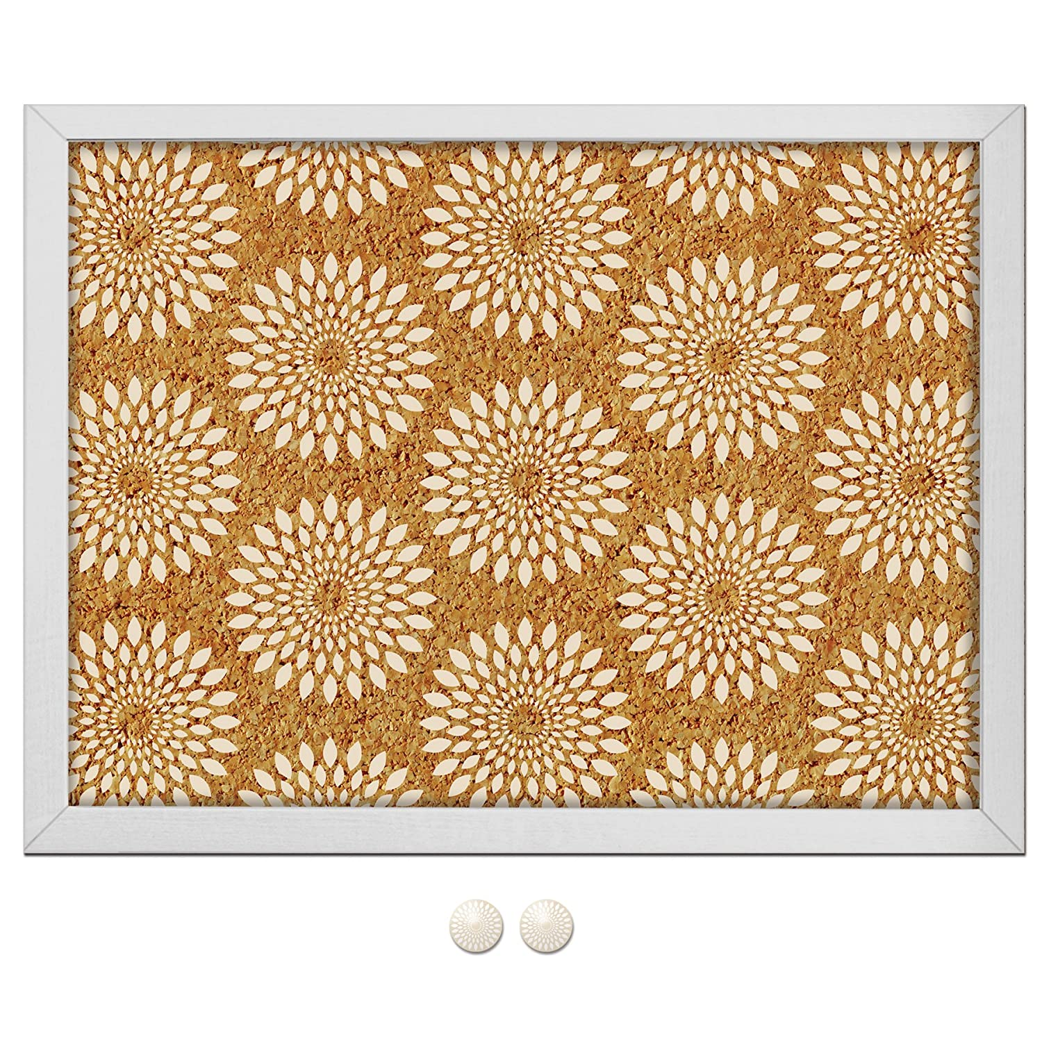 Catalina Printed Cork Board Wall Pops HB0689