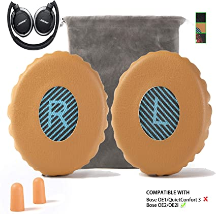 Replacement ear pad Cushions For BOSE OE2 OE2i soundlink soundTrue Headphones