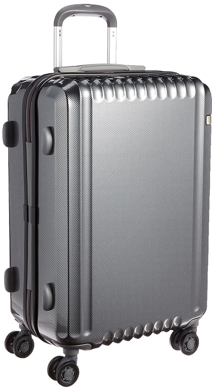 [エース] ace. スーツケース パリセイドZ 55cm 48L 3.5kg 双輪キャスター B01BGLIS0U ブラックカーボン ブラックカーボン