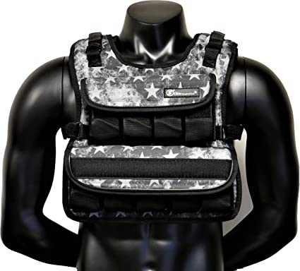 premium quality best for corss fit training S pro weight vest long
