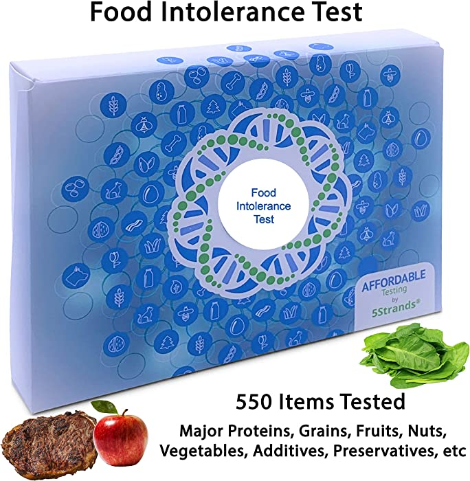 The Best Food Sensitiviy Test