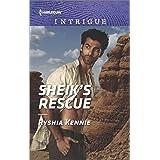 Sheik's Rescue (Desert Justice [Intrigue] Book 2)