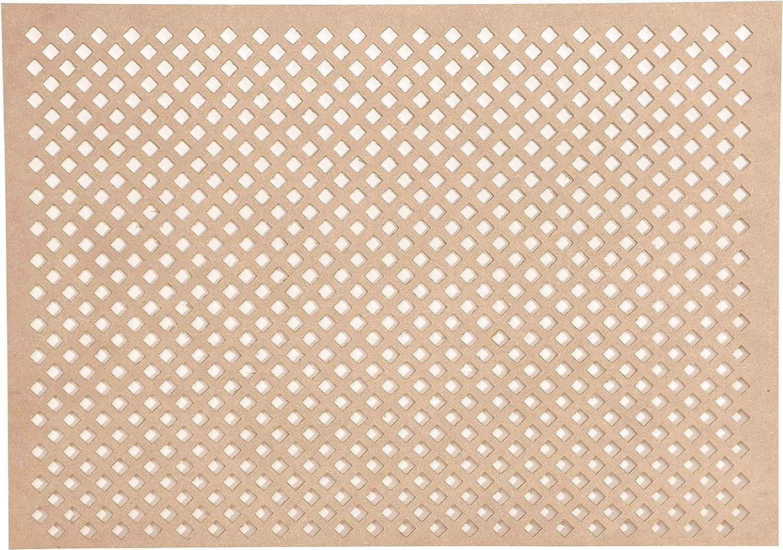 fam famgizmo Radiator Covers Cabinet Modern Home Furniture MDF UnPainted Heater Cabinet Medium 111.5W x 81.5H x 19D cm