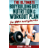 The Ultimate Bodybuilding Diet, Nutrition and Workout Plan for Men and Women