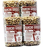 Rancho Gordo Cranberry Heirloom Beans, Four Pack