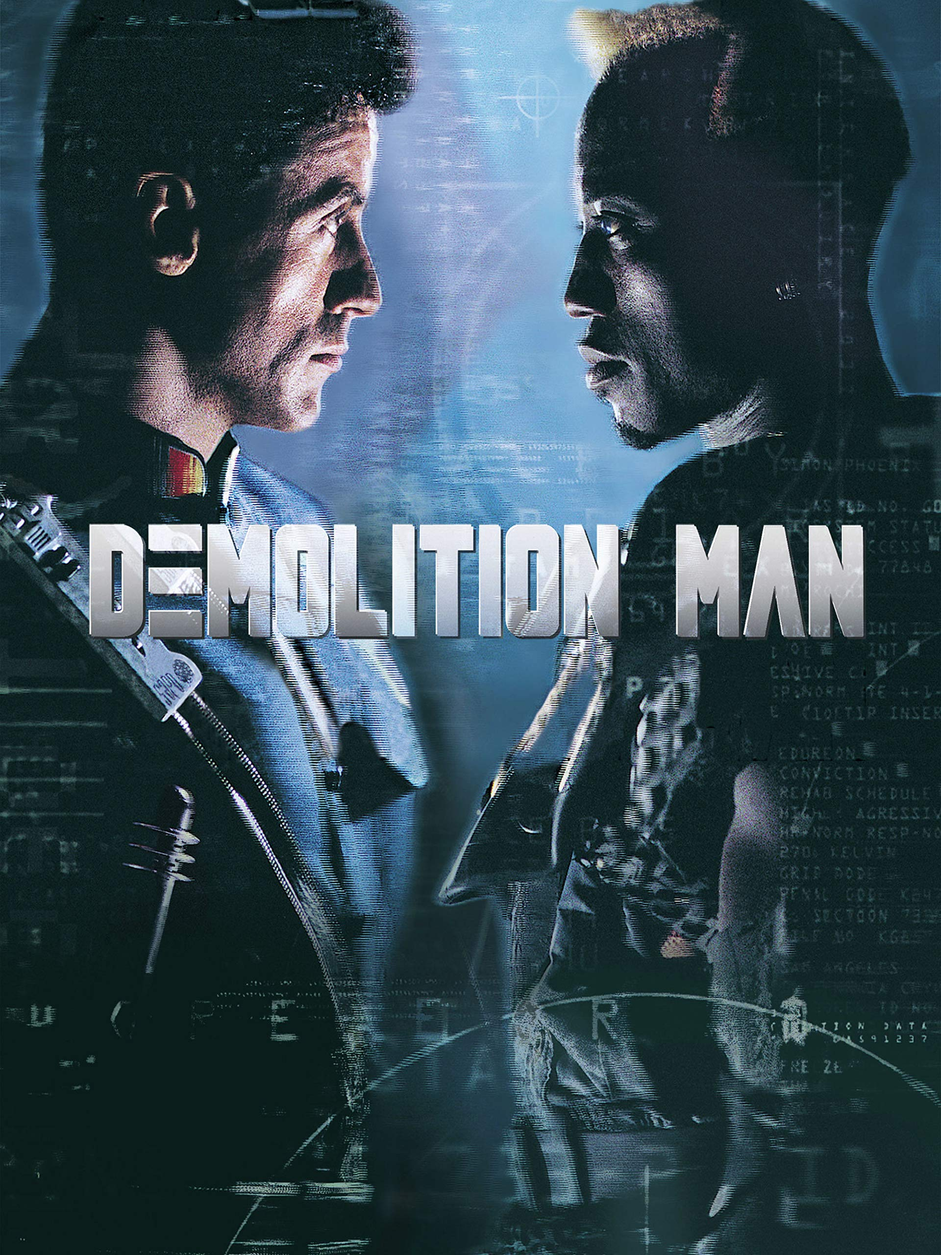 Demolition Man on Amazon Prime Video UK