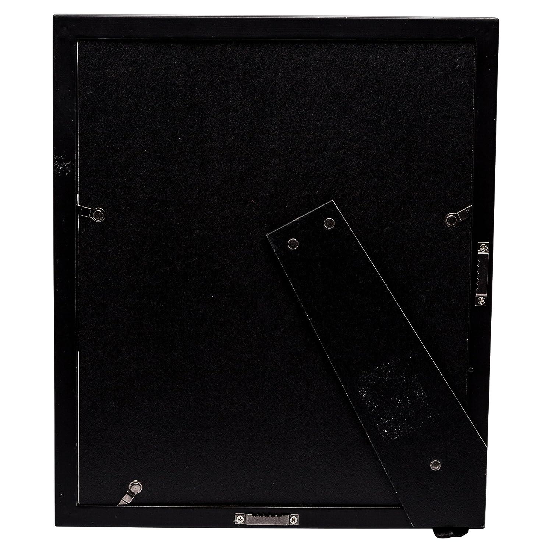 Amazon.de: Hampton Frames gal5apblk Galerie schwarz 5 aperture 4 x 6 ...