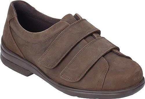 Cosyfeet - Zapatilla baja hombre , color marrón, talla 44.5: Amazon.es: Zapatos y complementos