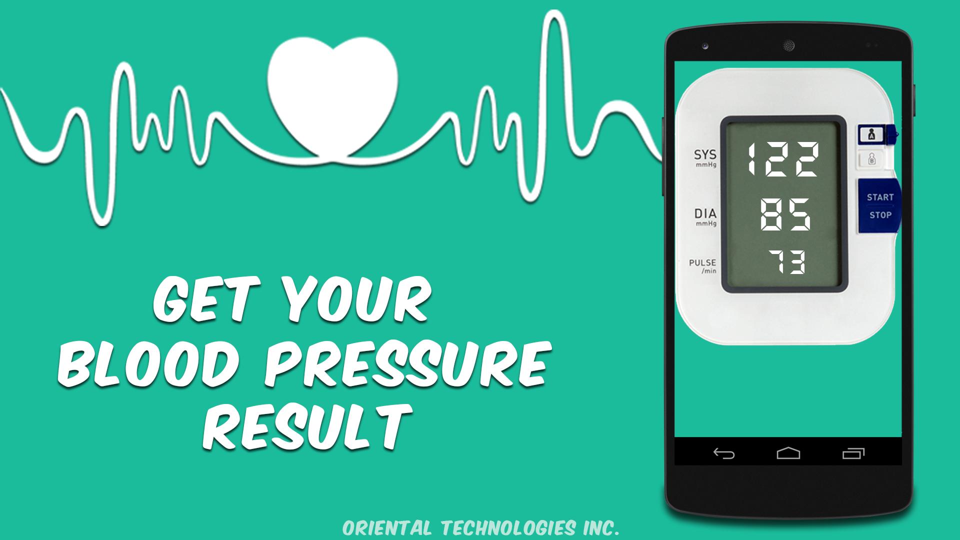 Amazon.com: Fingerprint Blood pressure Checker Prank - BP Checker ...