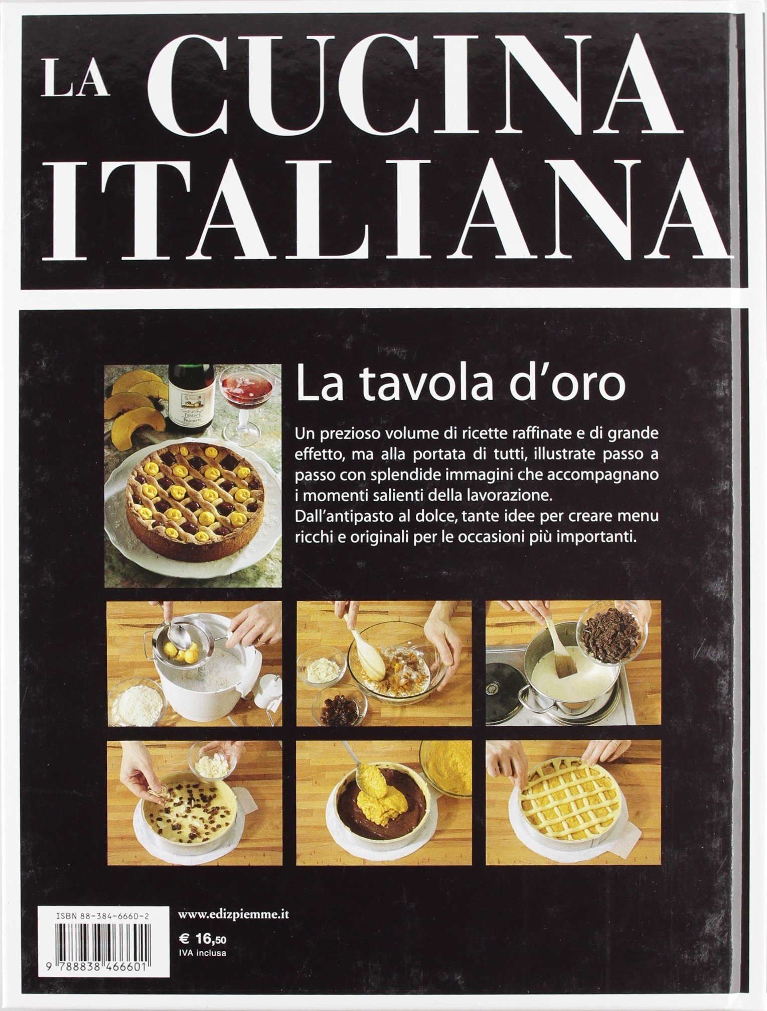 Amazon It La Cucina Italiana La Tavola D Oro Aa Vv Libri