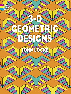 Geometrical Design Coloring Book Dover Design Coloring Books: Amazon ...